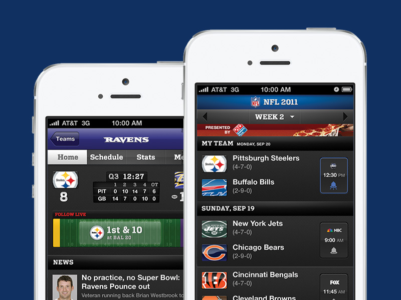 The NFL App